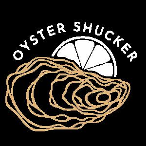 Oyster Shucker. events logo