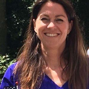 Angelique van de Made. Vice President of Oyster Shucker